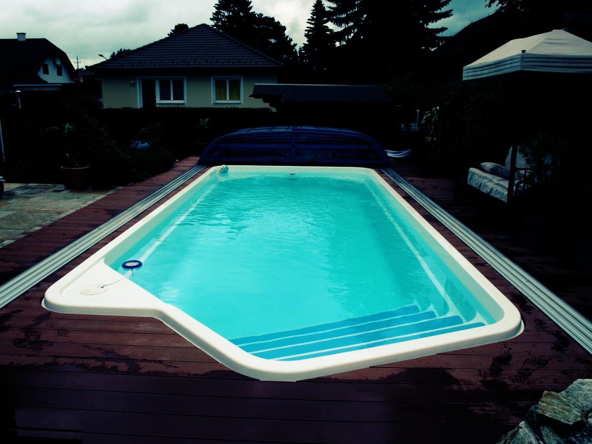 домашний басейн